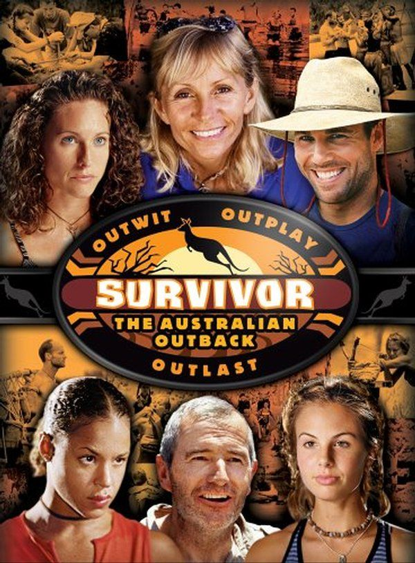 Survivor - Season 2 (Australian Outback) (6-DVD) (2004) - Television on - Paramount $22.49 on OLDIES.com