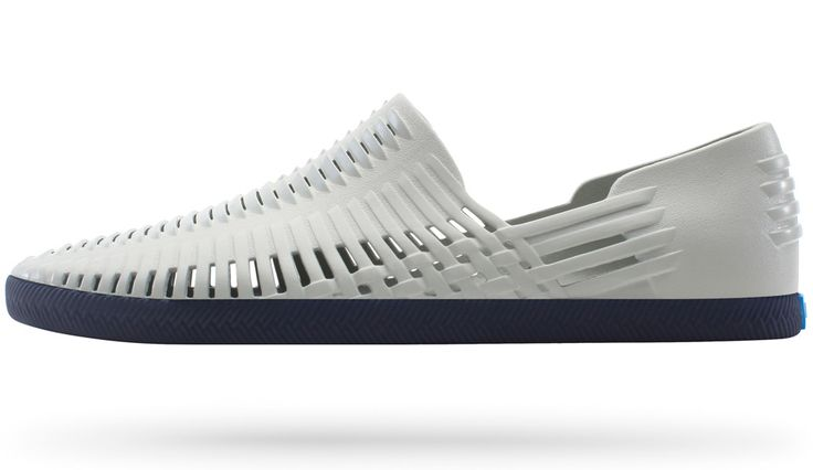 People Footwear — The Rio: Skyline Grey / Paddington Blue
