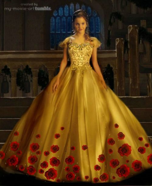 Beauty And The Beast Bridesmaid Dresses: Beauty And The Beast 2017 - Google Search