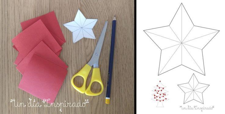 Arbol de navidad con papel de regalo