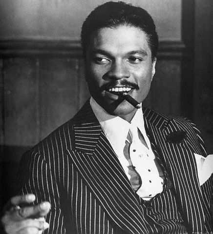 Billy Dee Williams - Lady Sings the Blues. Still one of favorite movies ever!