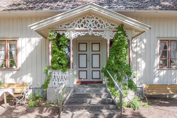 Trädgård trädgård sekelskifte : Villa. Entré. Sekelskifte. Inspiration. | Hus | Pinterest ...