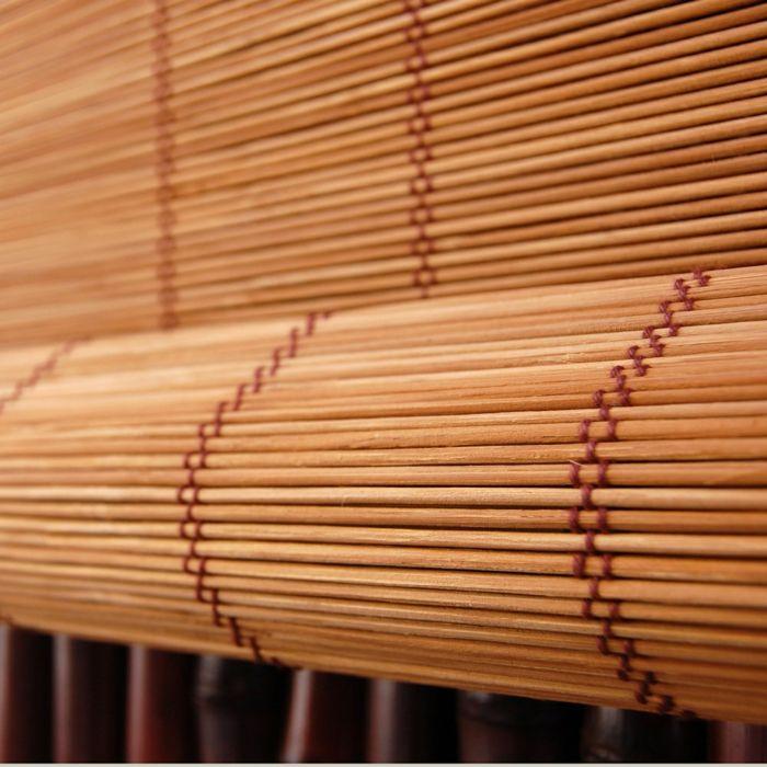 die besten 25 bambus jalousien ideen auf pinterest. Black Bedroom Furniture Sets. Home Design Ideas