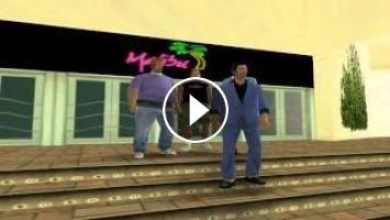 Witaj w latach osiemdziesiątych. Grand Theft Auto powraca. Fabuła gry, umieszczona w dekadzie długich włosów i pastelowych garniturów, opowiada historię człowieka, który pnie się na szczyt kryminalnej kariery.