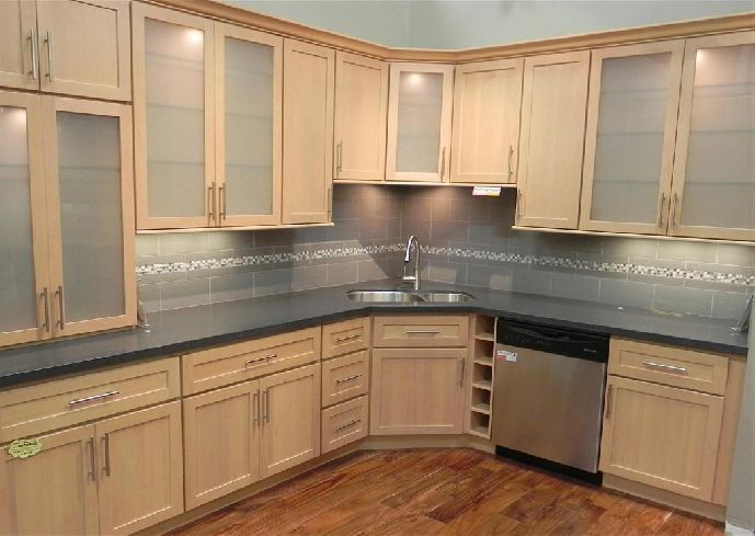 54 best kitchen cabinet colors images on pinterest for Latest kitchen cabinet colors