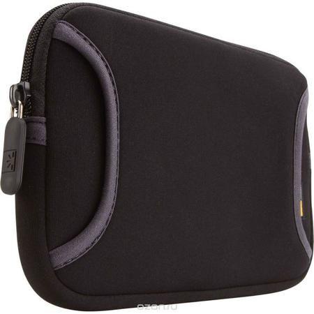 """Case Logic LNEO-7 чехол для планшета 7"""", Black  — 578 руб. —  Самый современный из чехлов Case Logic LNEO-7 бережно сохранит ваш планшет в основном отделе и дополнительные аксессуары в переднем отделе на молнии. Он обеспечит безопасное хранение блока питания, кабеля USB, наушников или телефона во внешнем кармане, тогда как внутренняя защитная панель обеспечит безопасность экрана планшета. Этот тонкий чехол удобно носить как отдельно, так и внутри другой сумки. Компактный чехол подходит для…"""