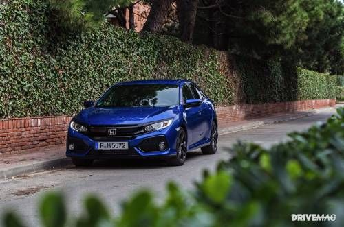 2017 Honda Civic Five-Door 1.5 Turbo Quick Drive - The compact hatch ACCORDing to Honda