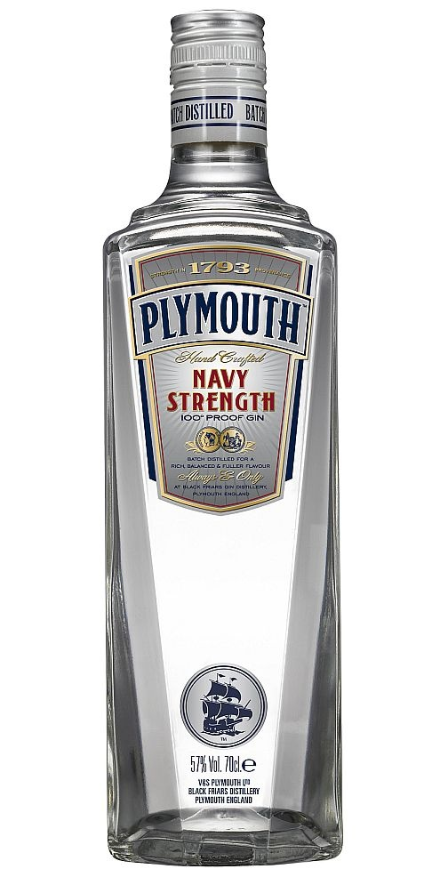 Only the Best for Her Majesty's Navy...
