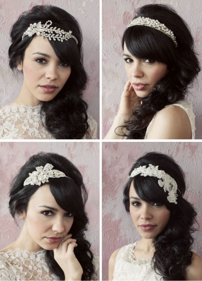 70 Gorgeous Hairstyle For Your Great Gatsby Party Nona Gaya Gatsby Hair Hair Styles Hair Accessories Gatsby