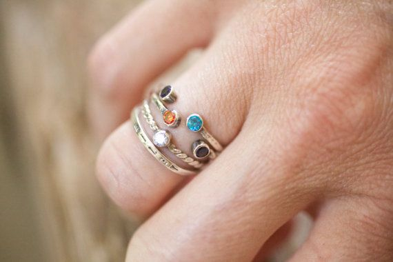 Hey, I found this really awesome Etsy listing at https://www.etsy.com/ca/listing/189180047/horseshoe-gemstone-rings-antiqued