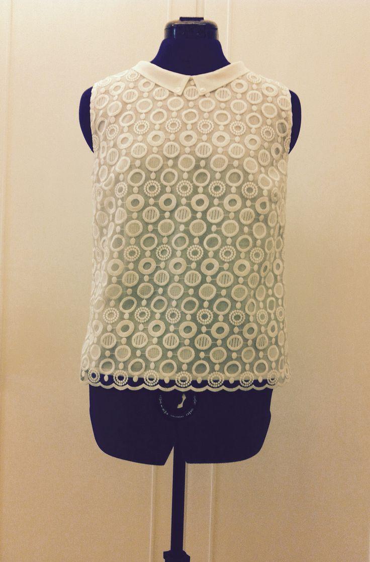 Organza blouse MIASO'