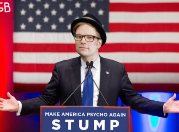 Vote Stump and Wentz instead of Trump and Pence