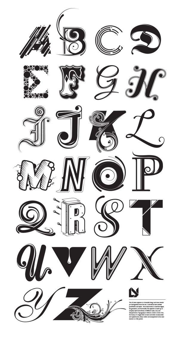 21 Artes Tipográficas Inspiracionais                                                                                                                                                     Mais