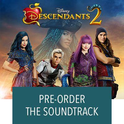 Hero Stream - Descendants - Descendants 2 Soundtrack
