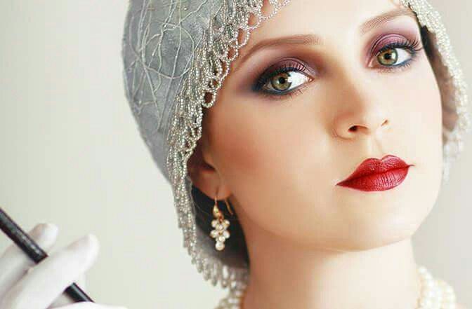 Prachtige bruids make-up