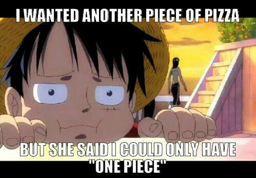 nice One of the best collection of funny One Piece memes ever
