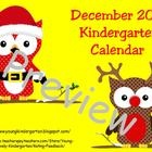 December 2012 Calendar has 35 pages of fun activities including a calendar, weather graph, counting the number of days in school, color words, coun...