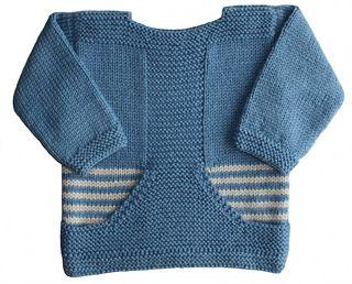 Toddler pattern pocket