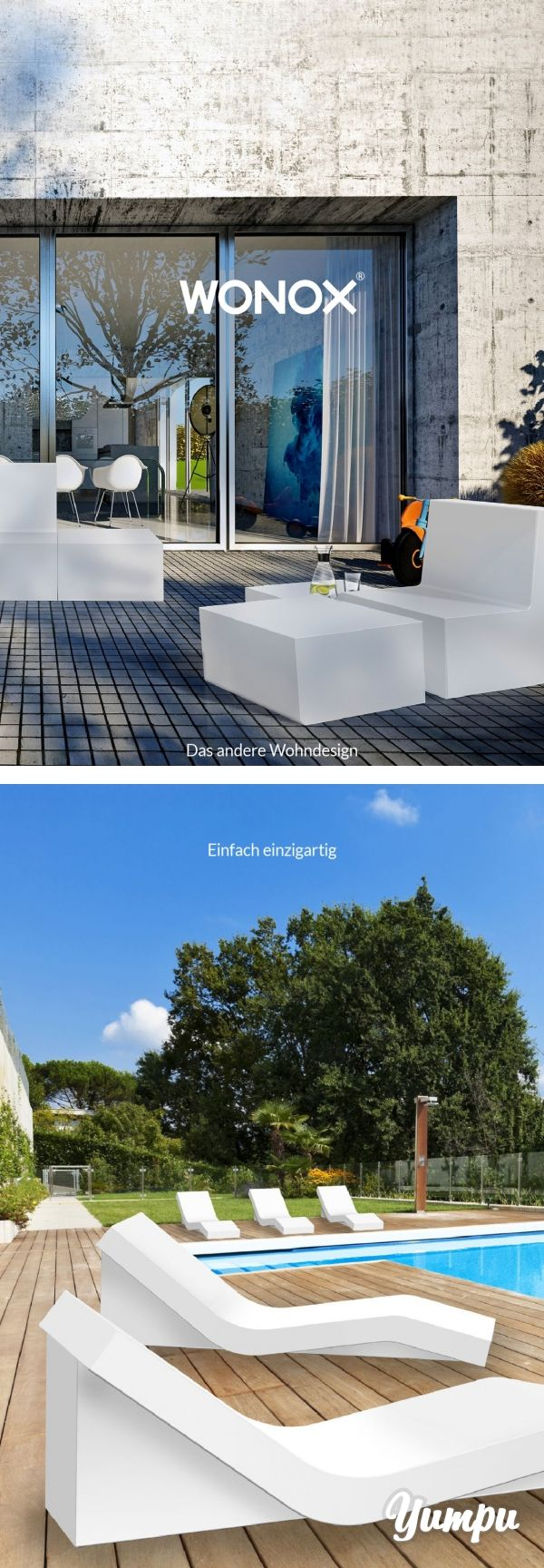 Das andere Wohndesign - Magazine Kollektion 2015
