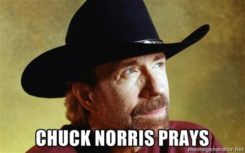 "Carlos Ray ""Chuck"" Norris is a devout Christian and political conservative."