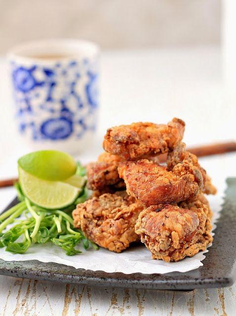 ... japanese fried chicken recipes dishmaps chicken karaage japanese fried