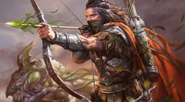 Archery Wallpaper 4k