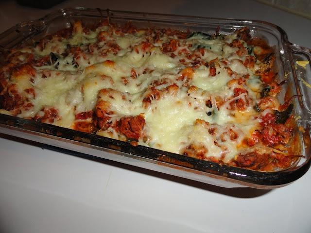 lasagna without pasta | yum yum | Pinterest