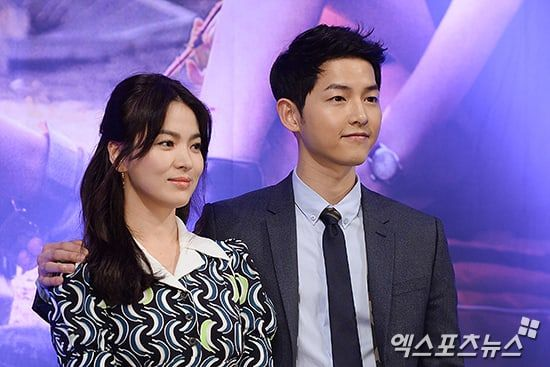 [Soompi] Breaking: Song Joong Ki And Song Hye Kyo To Get Married In October --- https://www.soompi.com/2017/07/04/song-joong-ki-song-hye-kyo-get-married-october/