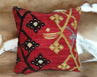 pillow by laviaart on Etsy