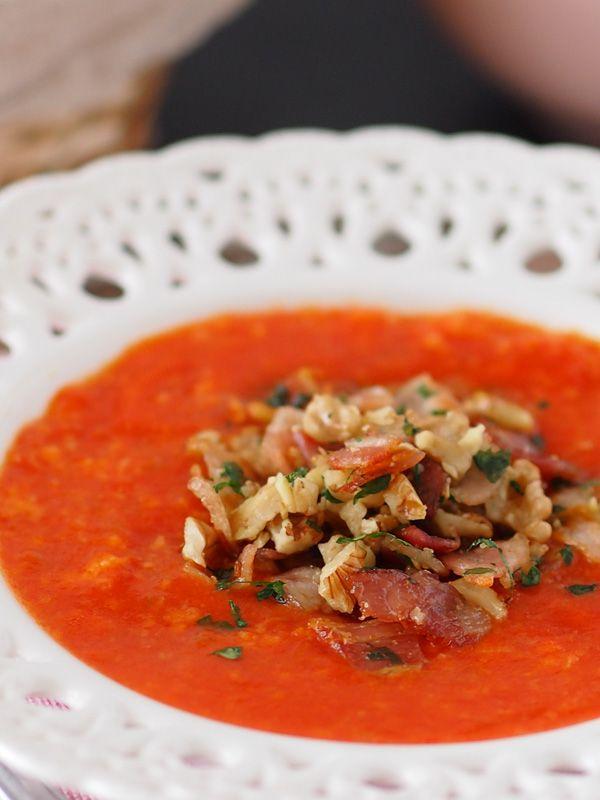 Ντοματοσουπα με Τραχανα - Trahana Tomato Soup