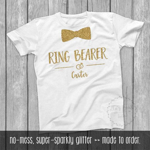 Hey, I found this really awesome Etsy listing at https://www.etsy.com/listing/463073432/ring-security-shirt-ring-bearer-shirt