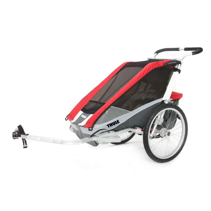 Thule Chariot - Cougar 2, Red