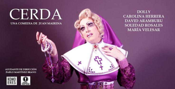 CERDA, de Juan Mairena, al Teatro Alfil