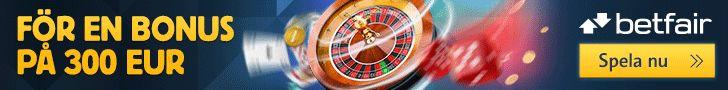 Spela de senaste och mest spännande casinospelen online – roulette, spelautomater, Blackjack och mer därtill hos Betfair Casino. Är du ny hos Betfair Casino? Anmäl dig idag och hämta ut din välkomstbonus på 3 000 kr #gratis #gratisspin #gratiscasino