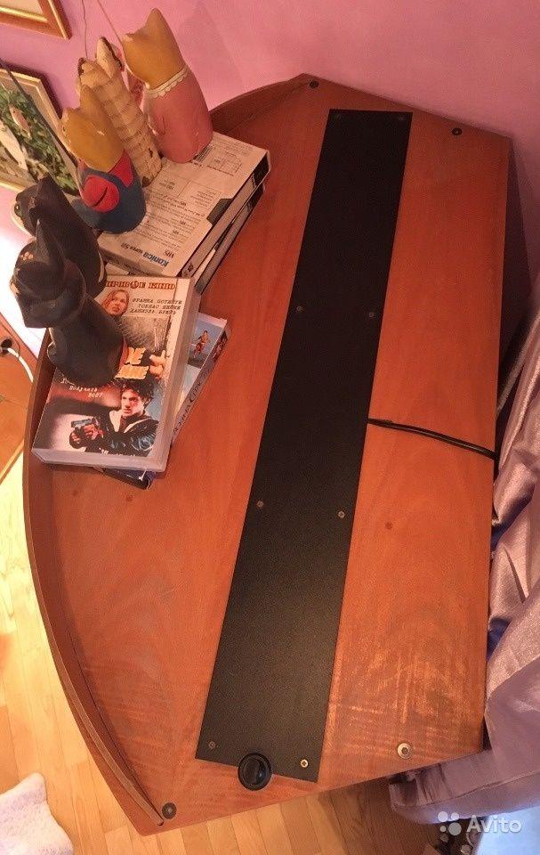 Витрина зеркальная с подсветкой + коллекция котов — фотография №9
