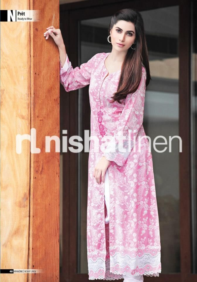 Nishat linen has revealed their superb and very eye catching spring summer collection just now. http://www.fashionpakistan.net/2013/02/nishat-linen-spring-summer-collection-2013/
