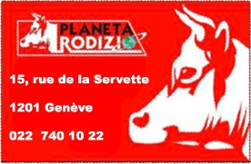 PLANETA RODIZIO - RESTAURANT BRESILIEN - SERVETTE - VIANDE - RESTAURANT - CAFE - BAR - GENEVE - SUISSE - GENEVA - SWITZERLAND
