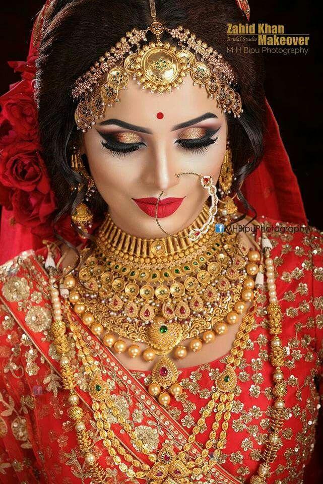 Pin Up Girl Wallpaper Pinterest Shikachand Indian Bride Beautiful Lhengas