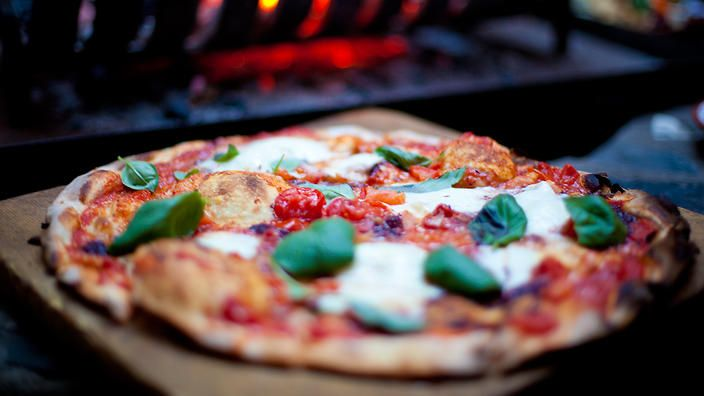 Johnny Di Francesco has been perfecting pizza his whole life in Australia and in Naples, so you know his recipe for Pizza Margherita is going to be amazing! #FoodSafari