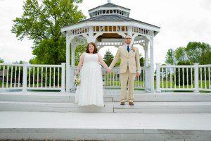 Hottest Fat Bride EVER! Plus Size Bridal OOTD | theprettyplus.com
