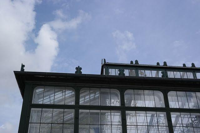 HAVEHJERNEN: Paradehuset ved Gisselfeld