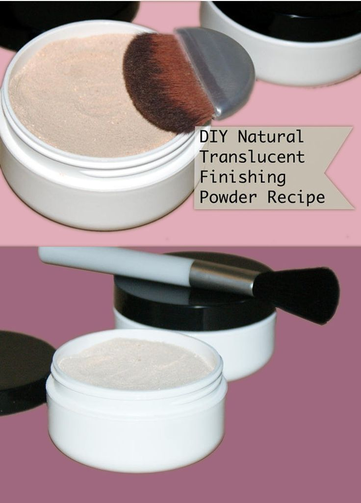 Confused by makeup and cosmetic label ingredients? You're not alone! If you've been looking for an all natural finishing powder but don't want to pay big bucks for designer brands, then give my simple lightweight, natural translucent finishing powder recipe a try! You'll be amazed by how well it really works!