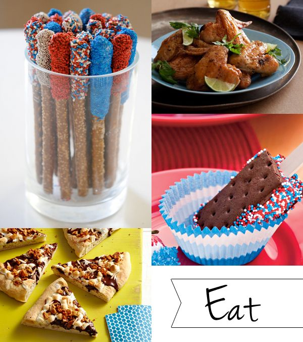 memorial day party snacks