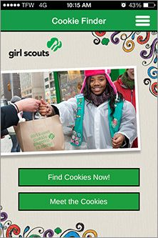 IMPORTANT! Girl Scout Cookies | Official Girl Scout Cookie Finder Mobile App