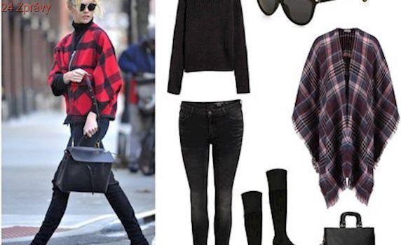 Styl podle celebrit: Pohodlný outfit podle topmodelky Karlie Kloss!