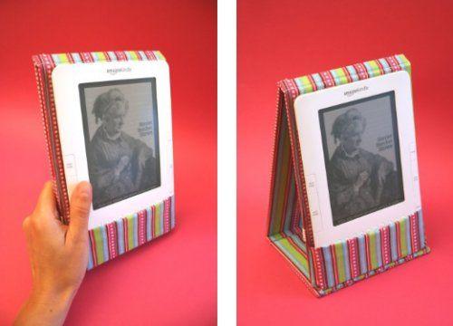 Make a custom Kindle cover