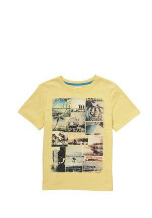 F&F Surf Photographic Print T-Shirt