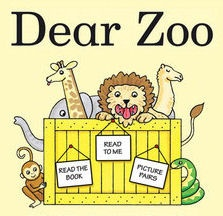 Dear Zoo literacy activities: Four literacy resources that support the teaching of this popular book.
