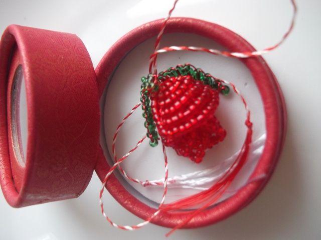 Martisor Trandafir, de la Simbioza Apiplant