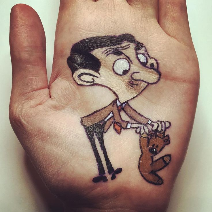 Cartoon Characters Tattoos : Best ideas about cartoon character tattoos on